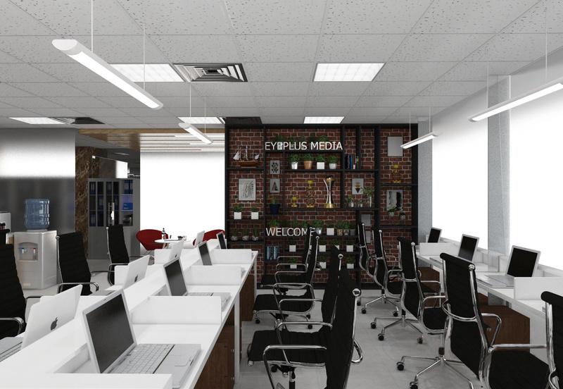 Văn phòng Sales Eyeplus Media